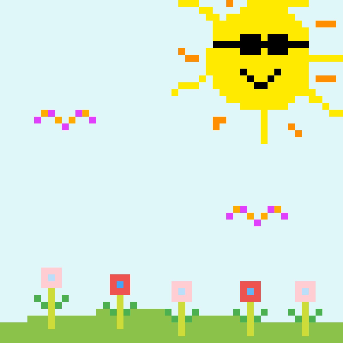 Spring Break! by Eggheadbreadoo