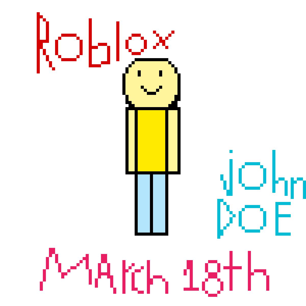 Roblox John Doe