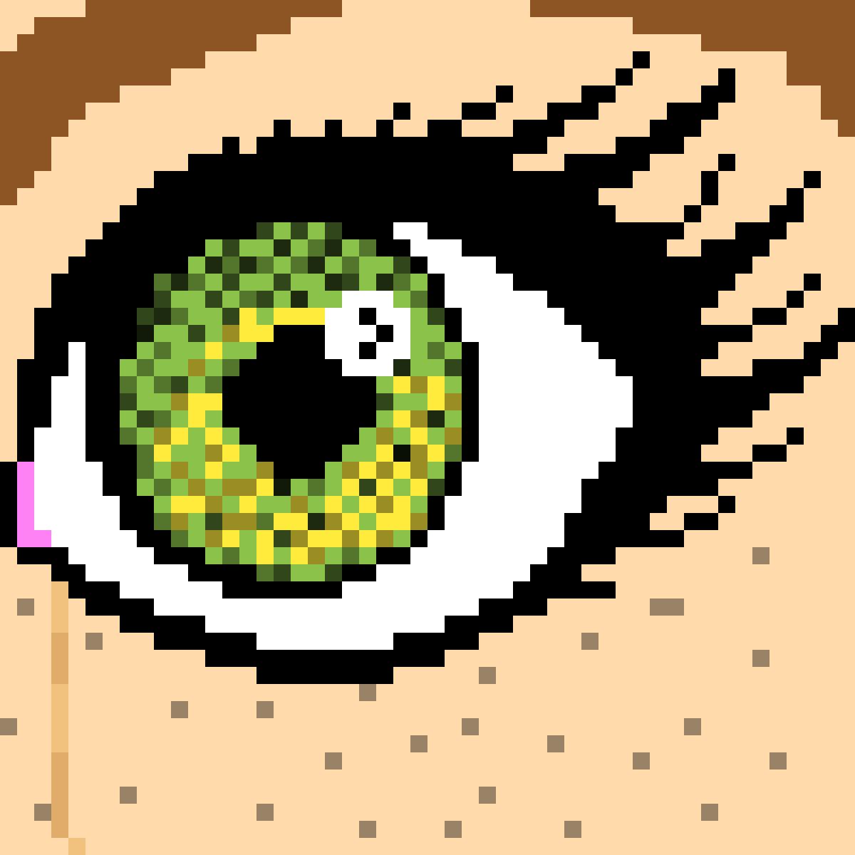 Girl's Eye by IzzyLarsen9905