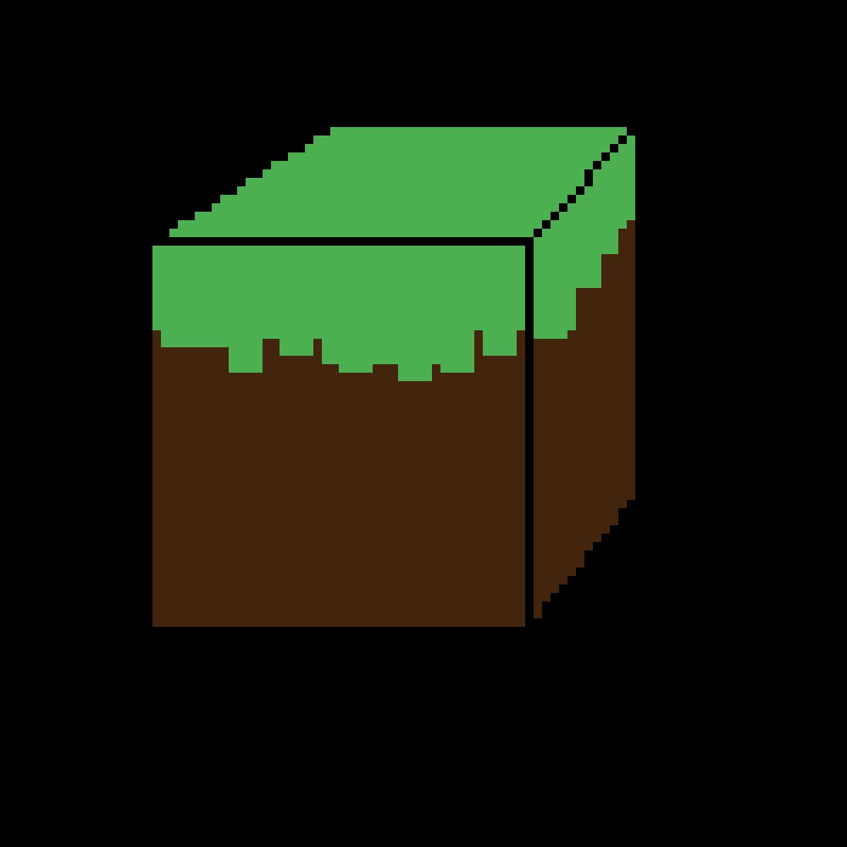 minecraft grass block png