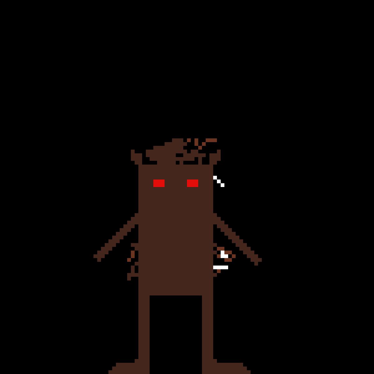 bigfoot(0087) by spookyraptor