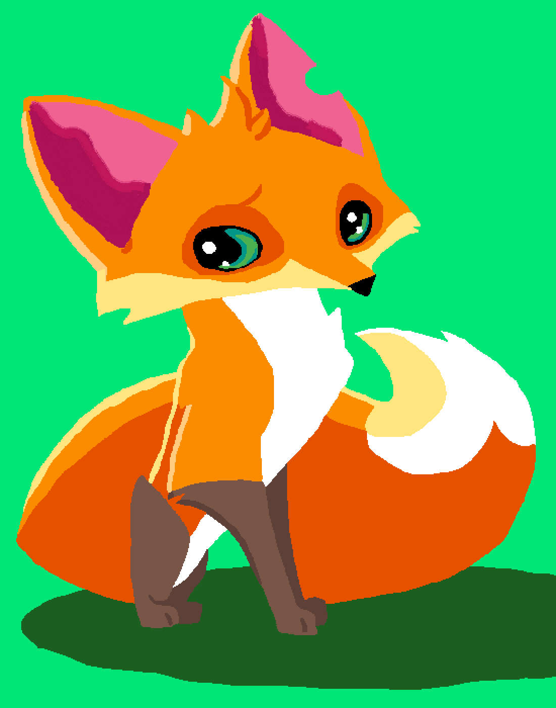 The American Mastermind: Animal Jam Foxes
