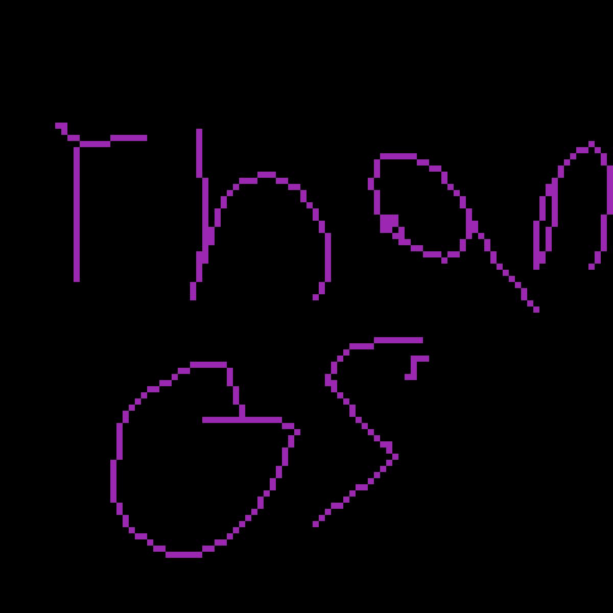 thanos by MY-PRATA