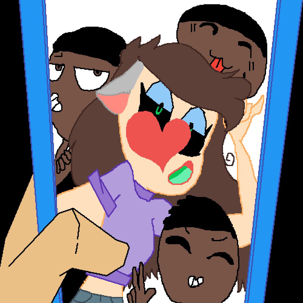 selfie by Tlamarion