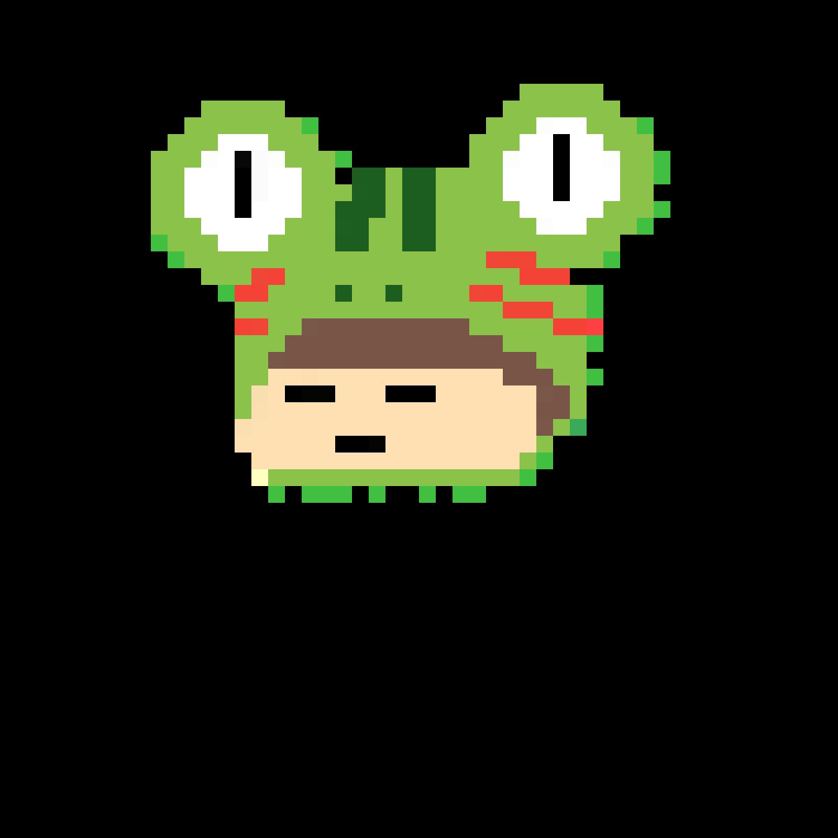 Froggie kid by little-star