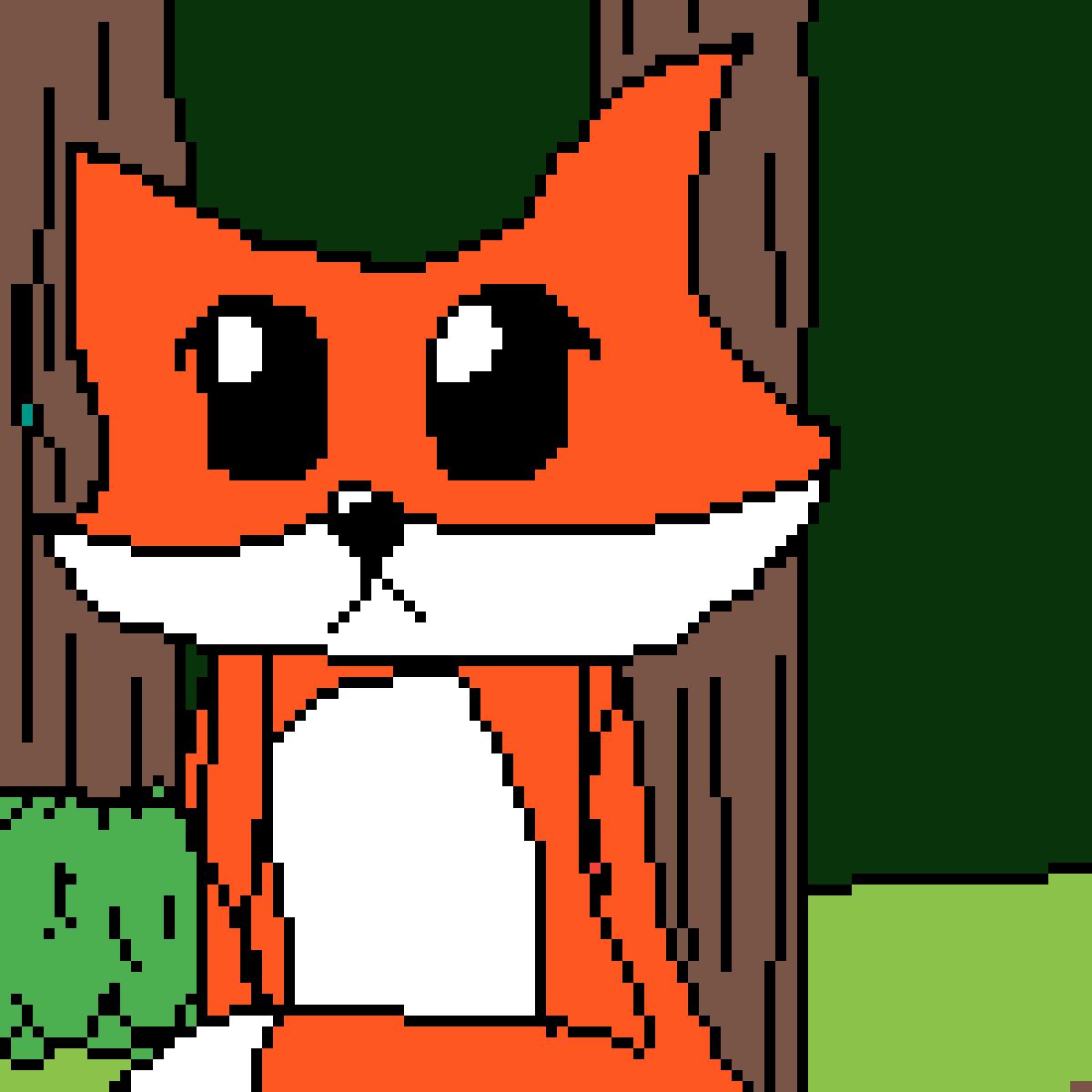fox by dat-one-unicorn