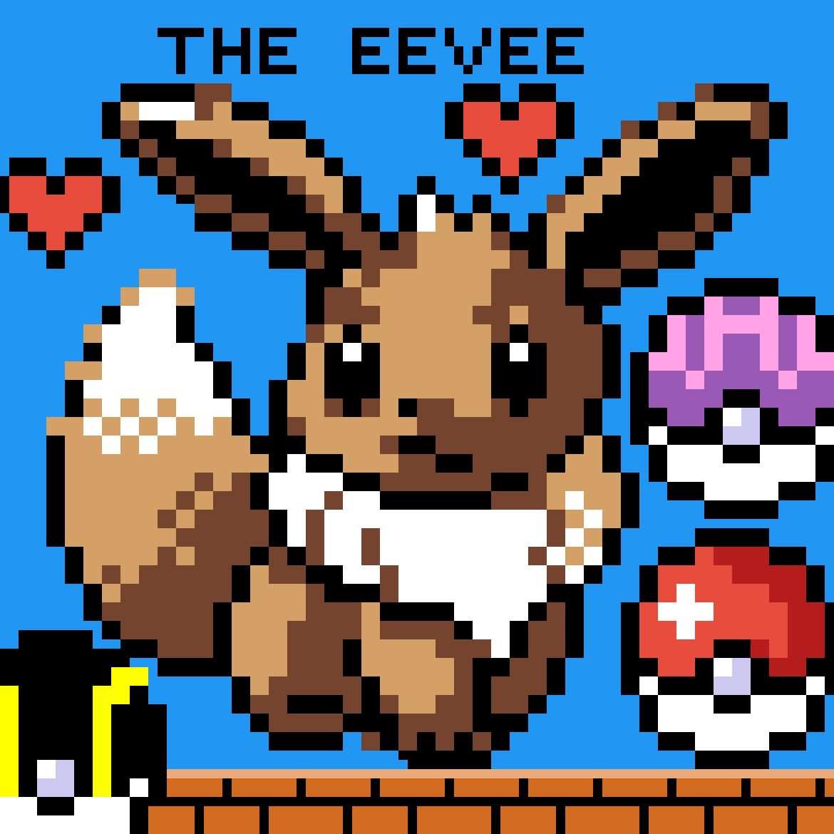 main-image-The eevee  by Sanscash