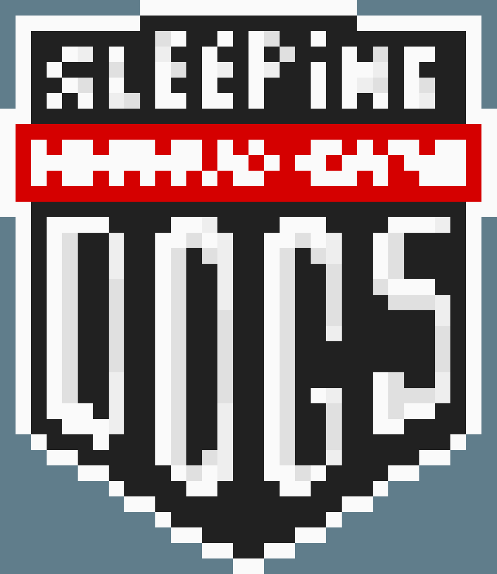 Sleeping Dogs by Andrul
