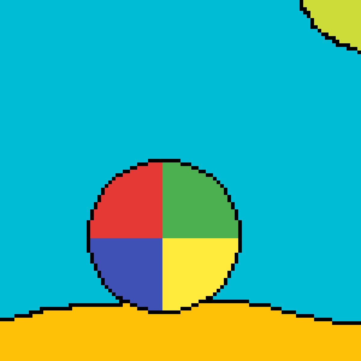 beach ball by kai1