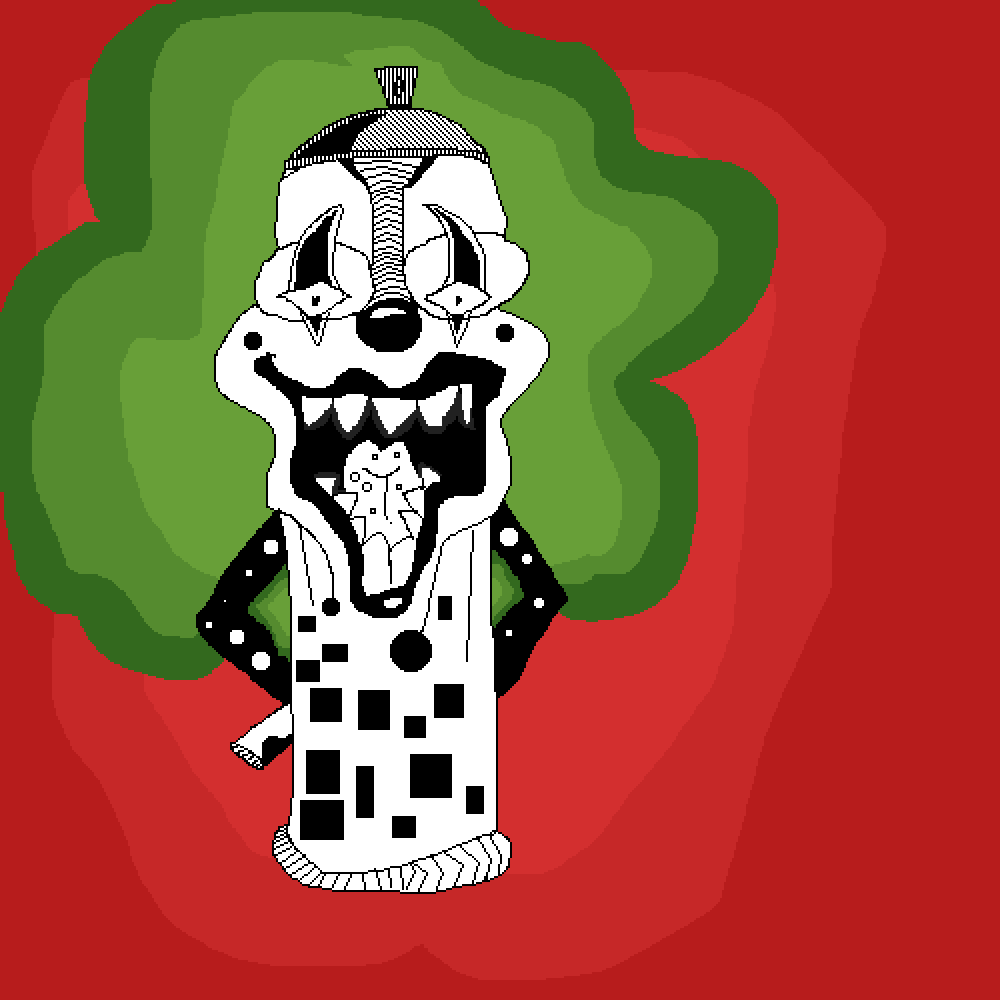 Evil Spraycan