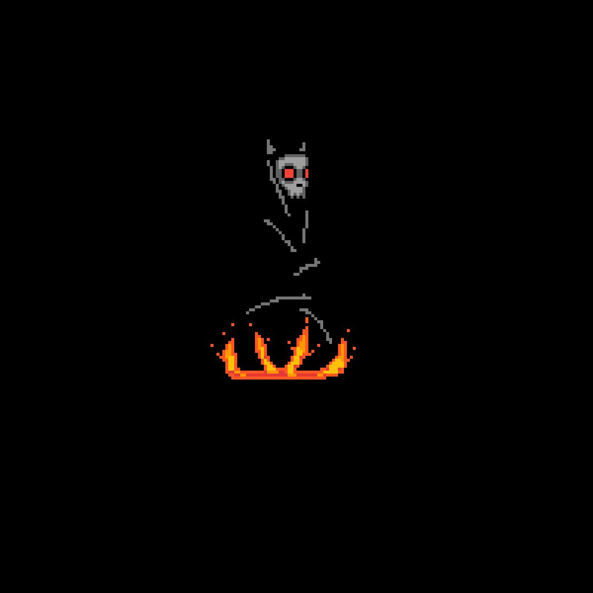Satan by nessm8