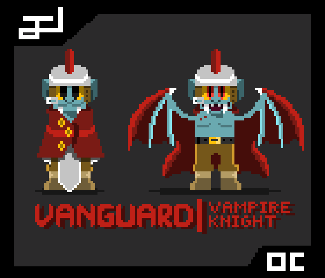 Vanguard the Vampire Knight