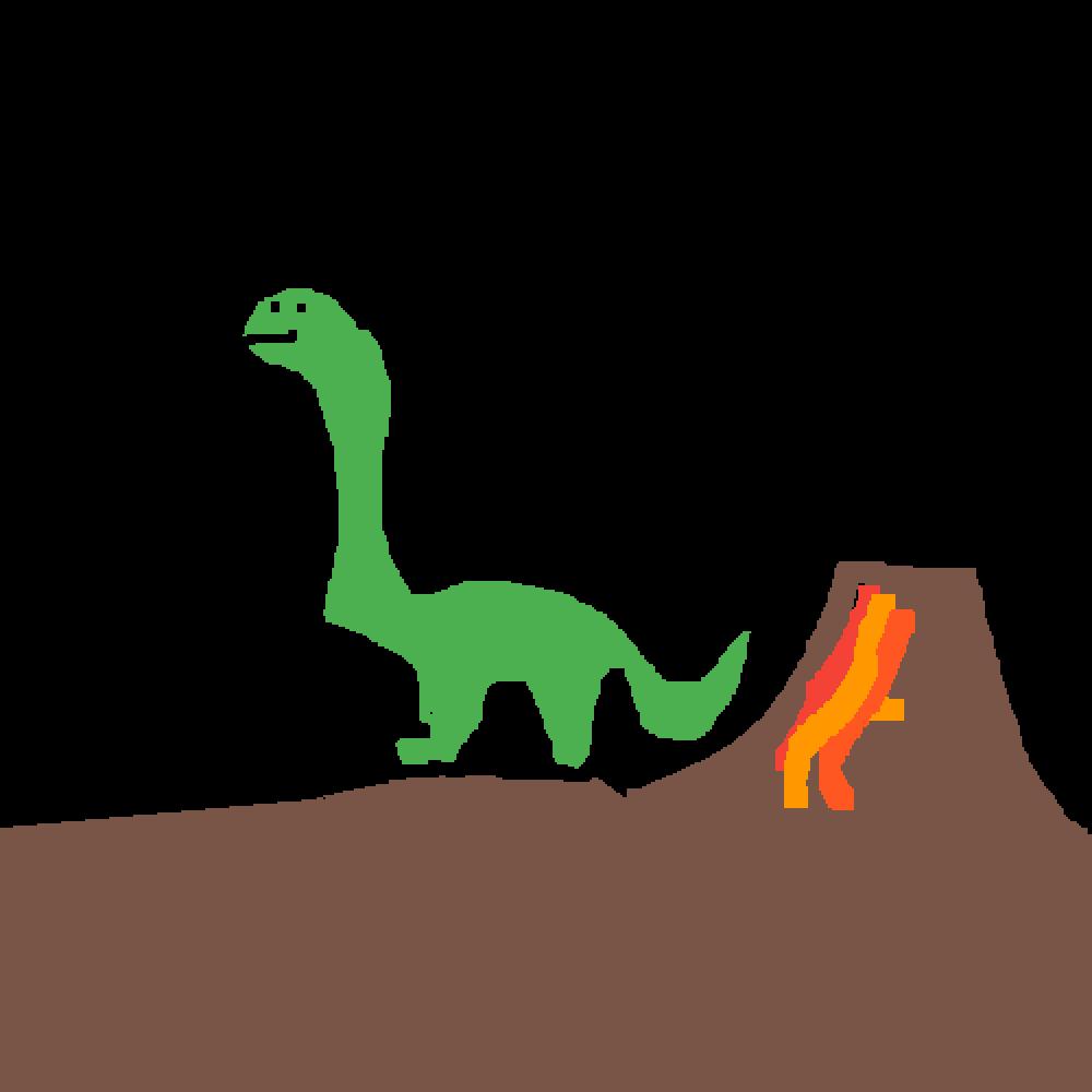 dinosaur by BIGpapi13