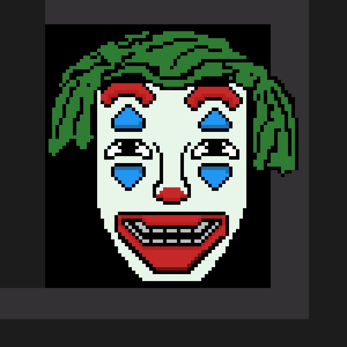Joker by Miloska