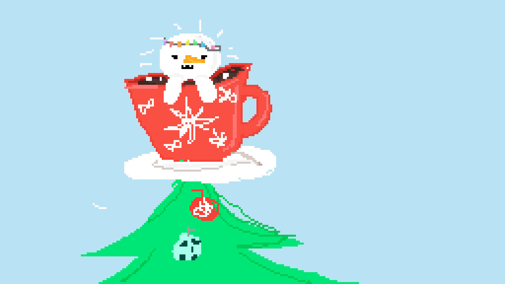 Snowman by TopazAmethyst