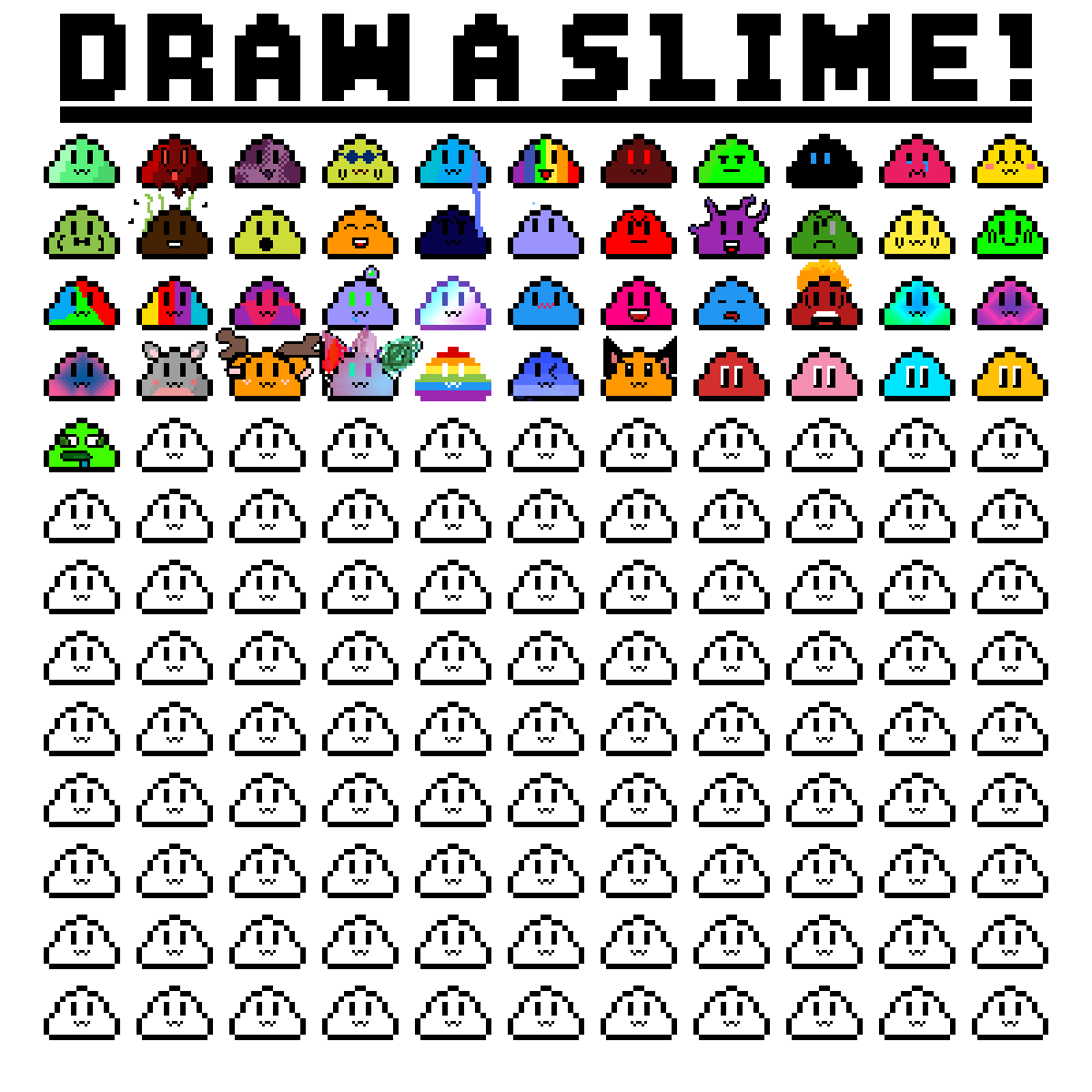 THE SLIME COLLAB by leala61