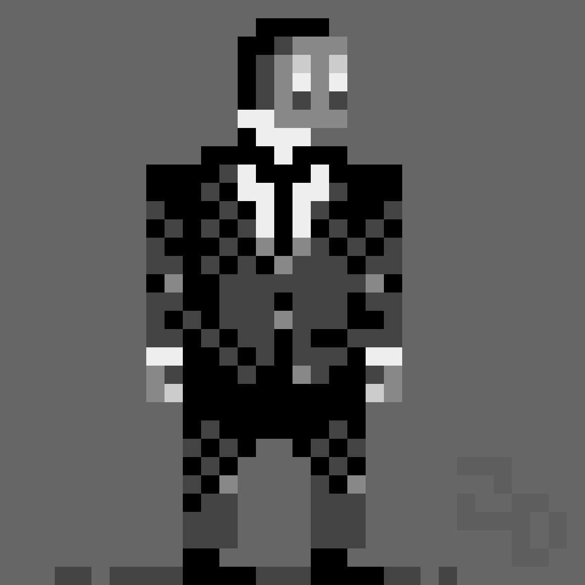 Formal man by Zaydro