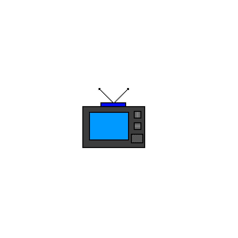 Retro TV by HH12358