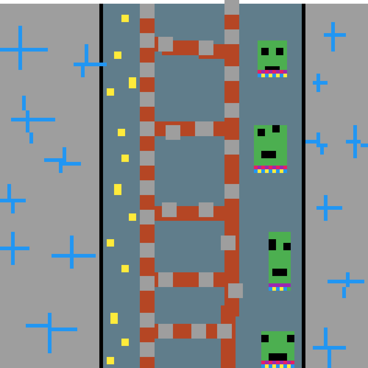 ladder by cuppydraws