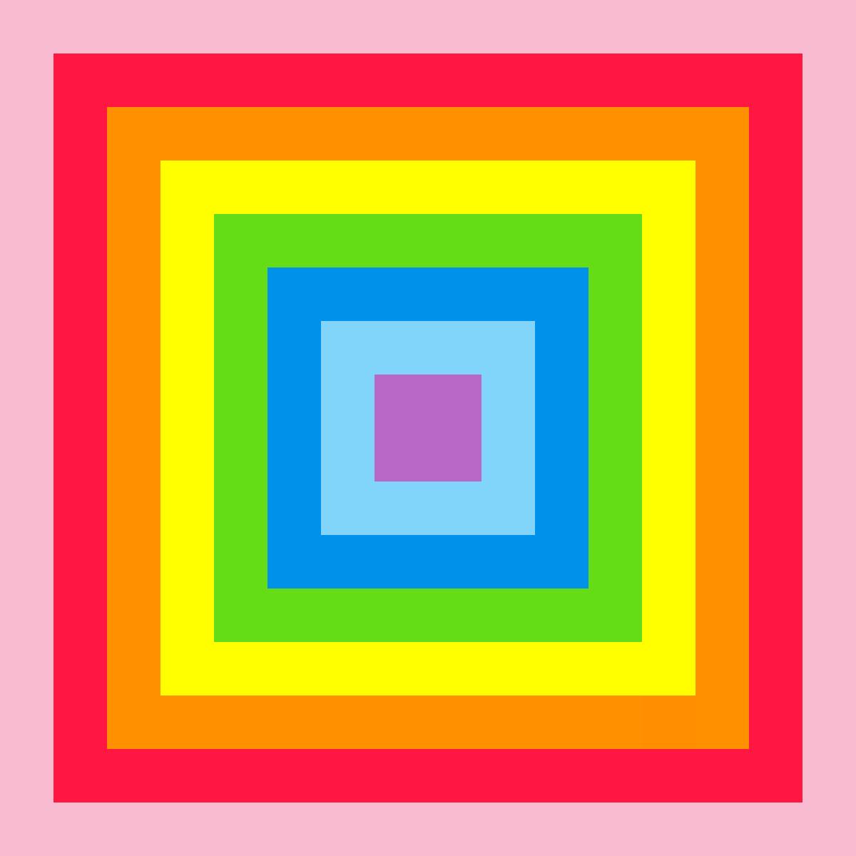 main-image-Rainbow Pixil  by kiwinicole
