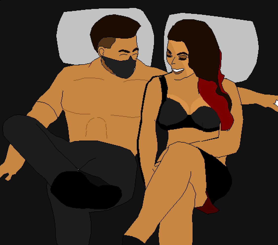 Read des fun in bed with ali by ALI-HB