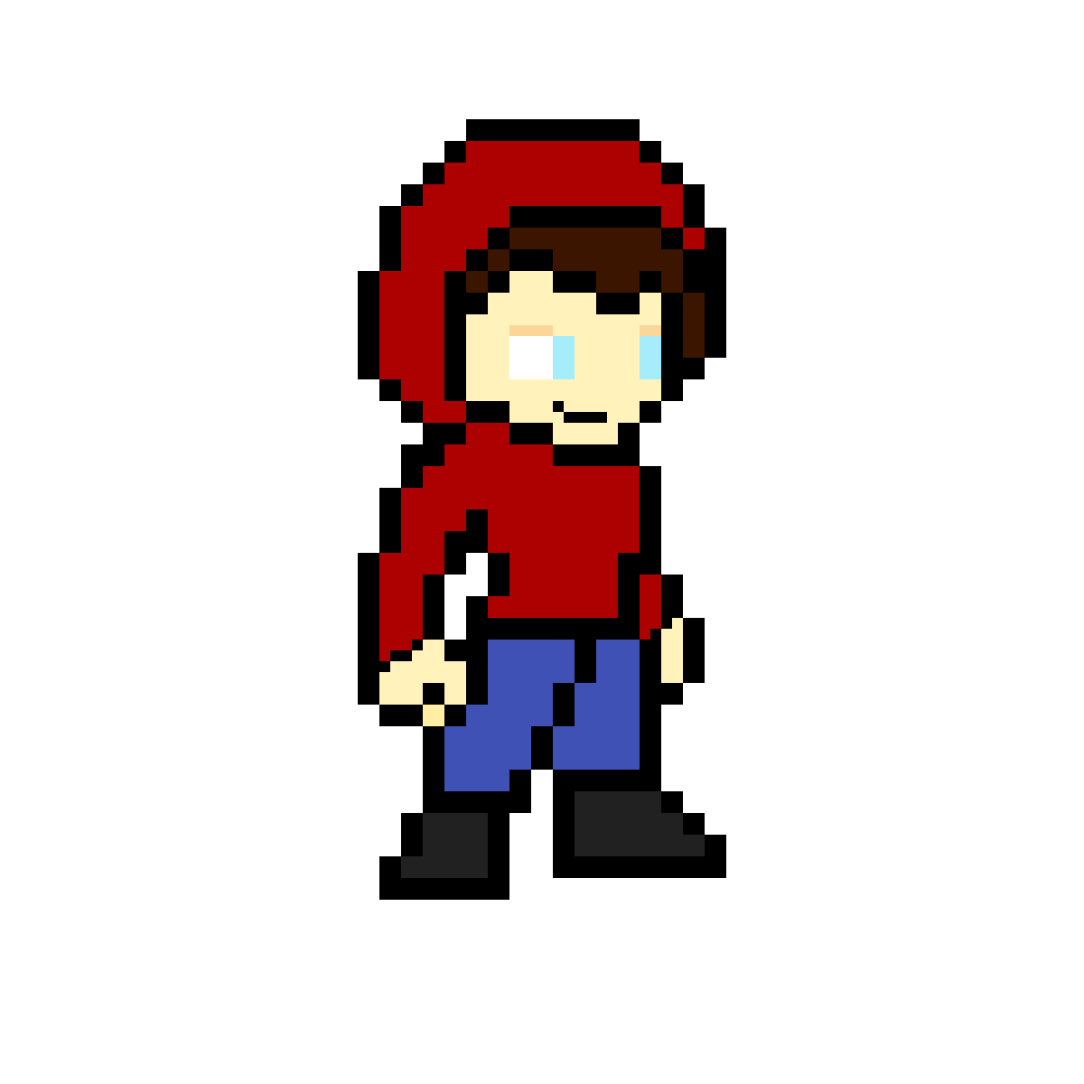 Me by Dmangames7