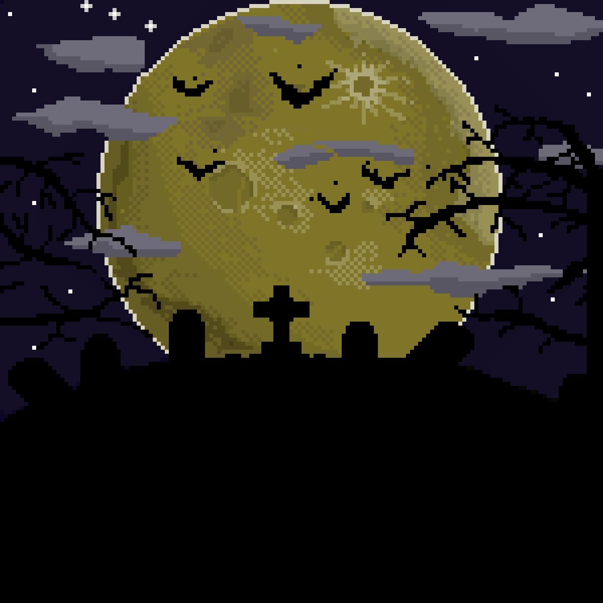 Graveyard by Patricio-Rey