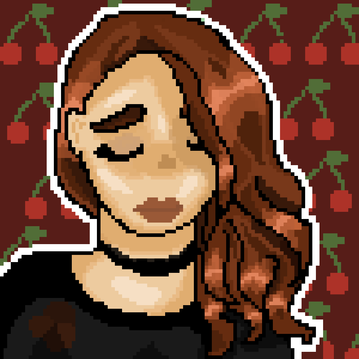 main-image-Cheryl Blossom ~Riverdale~  by DerpyCorndog