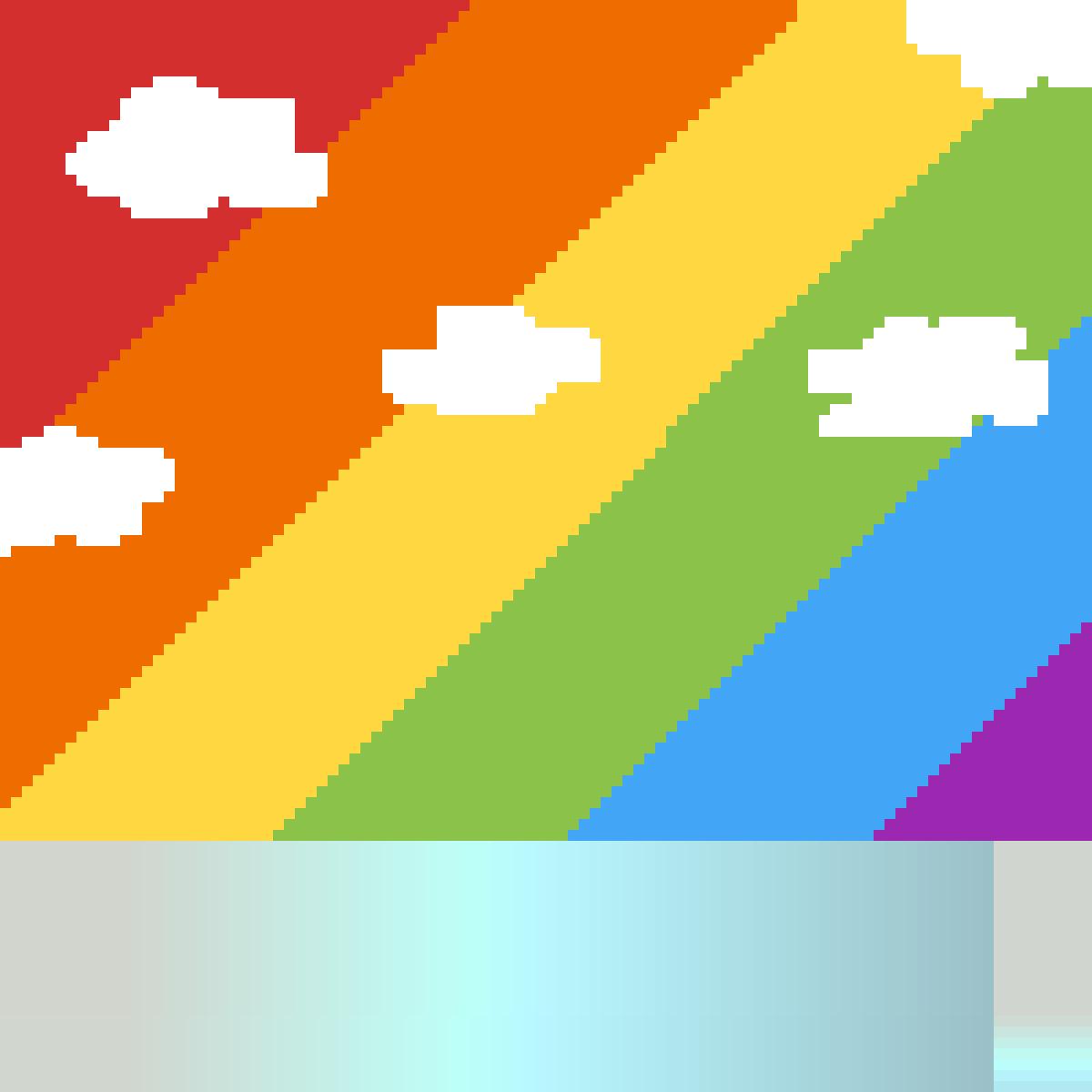 ~ Rainbow Land ~ by Nathicha-Miki15