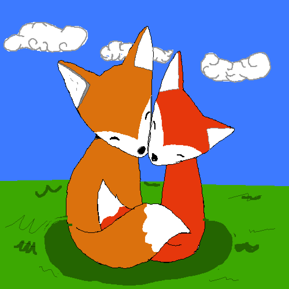 main-image-Foxes  by Black-Furry
