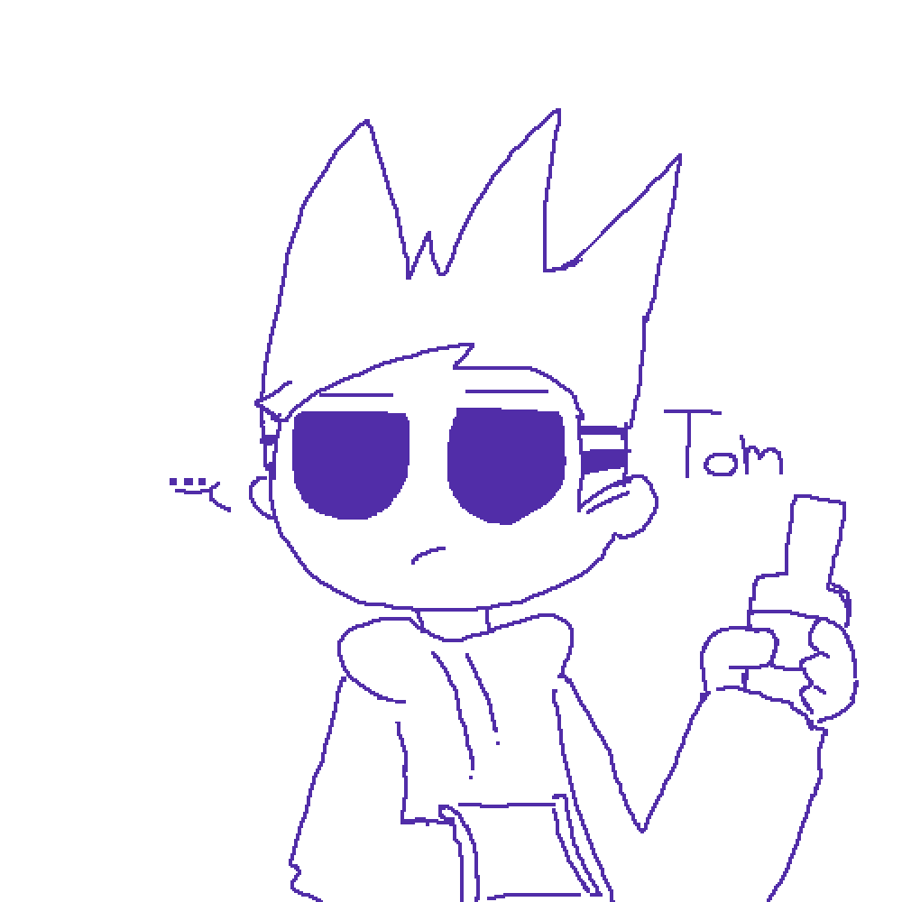 Eddsworld:Tom by onehellofakid