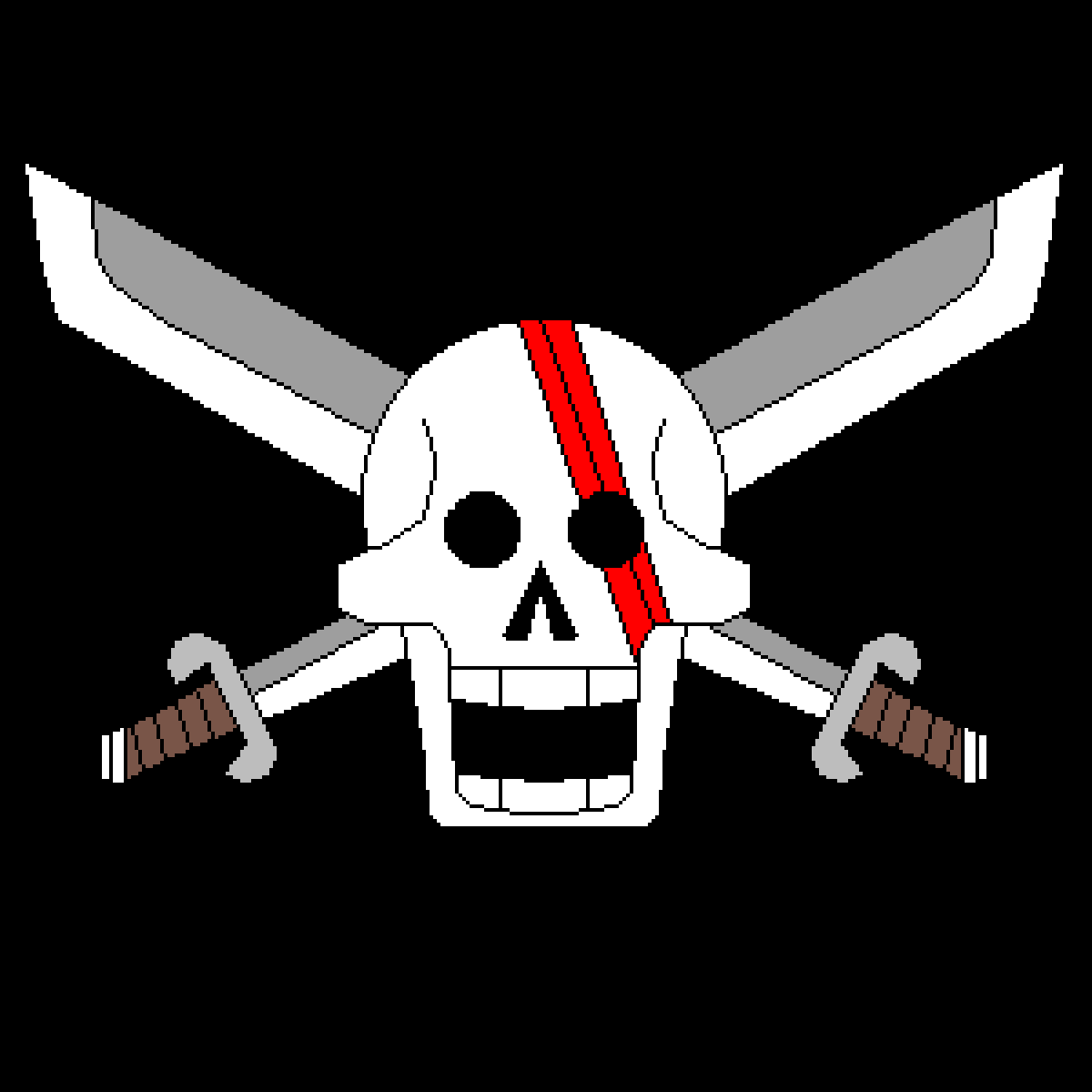 Red Hair Shanks Pirate Flag About Flag Collections
