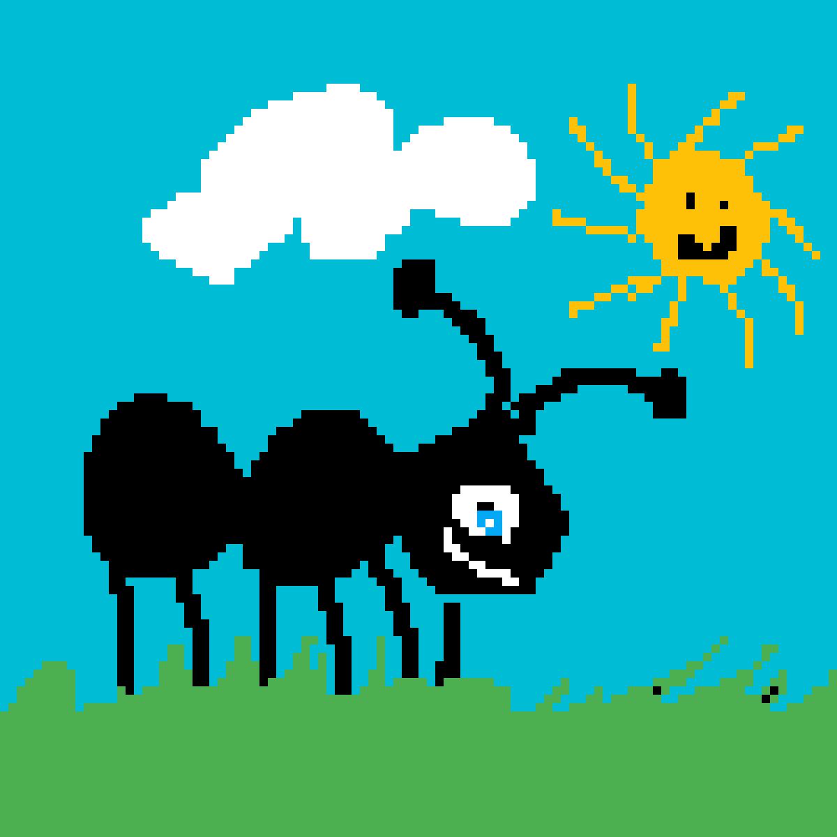 Ant by Ardyn-hehe