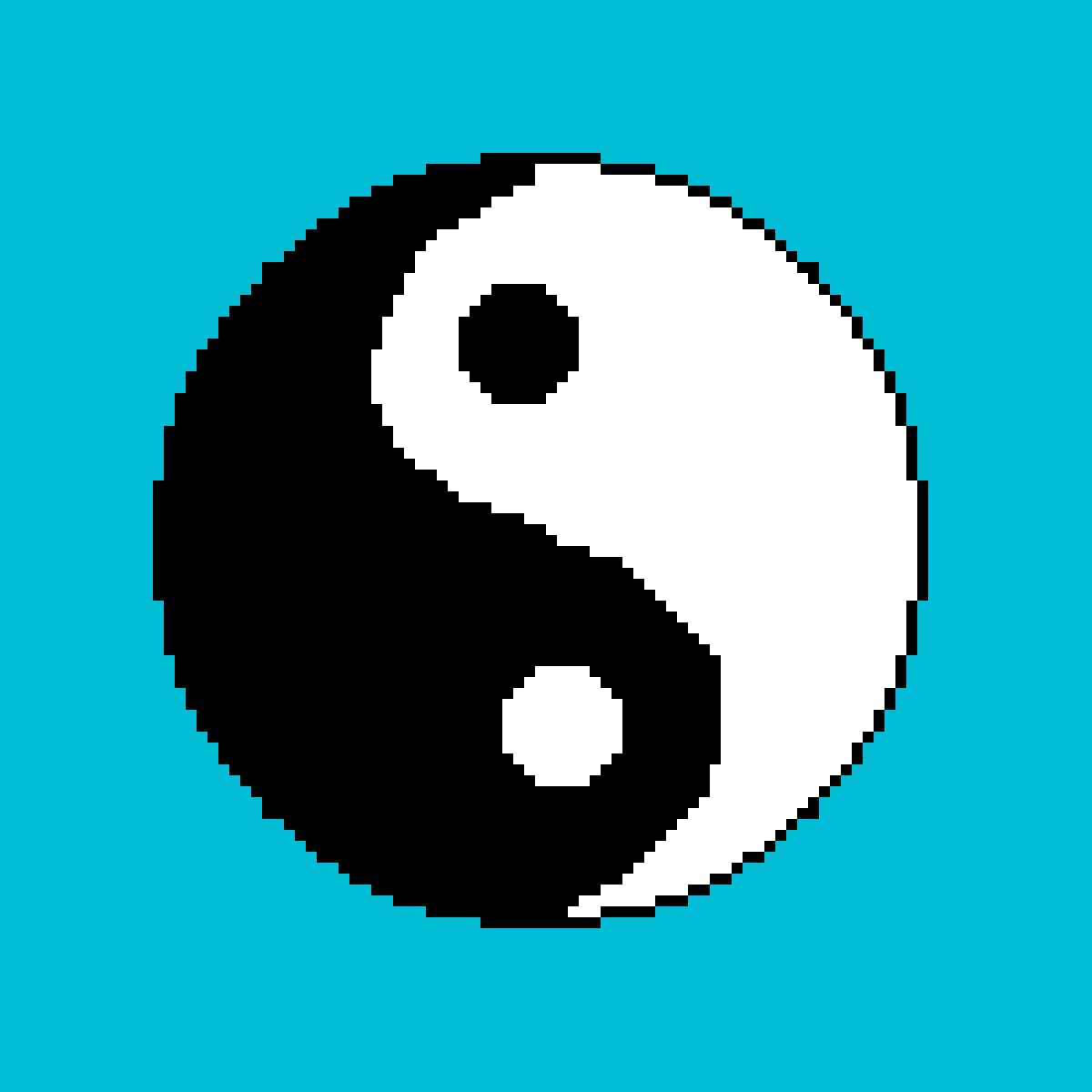 Yin Yang by FandomArt101