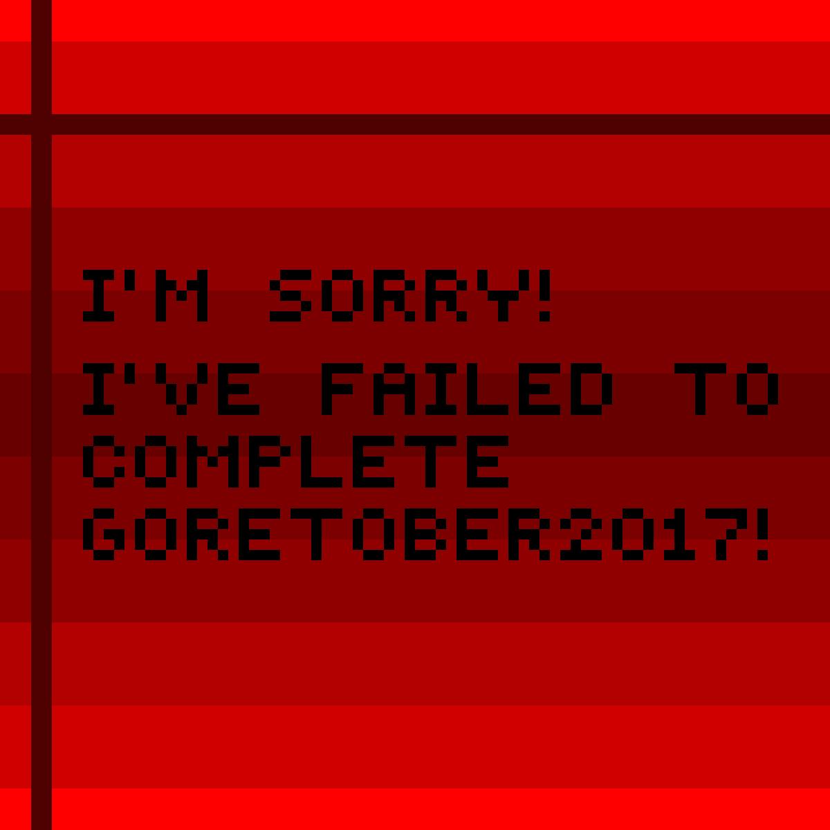 main-image-Goretober Apology  by FennixFox