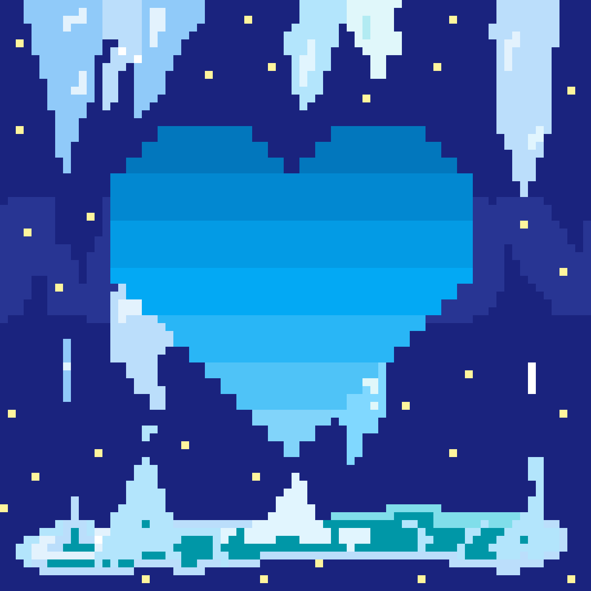 icy heart that has no soul by wolflover938