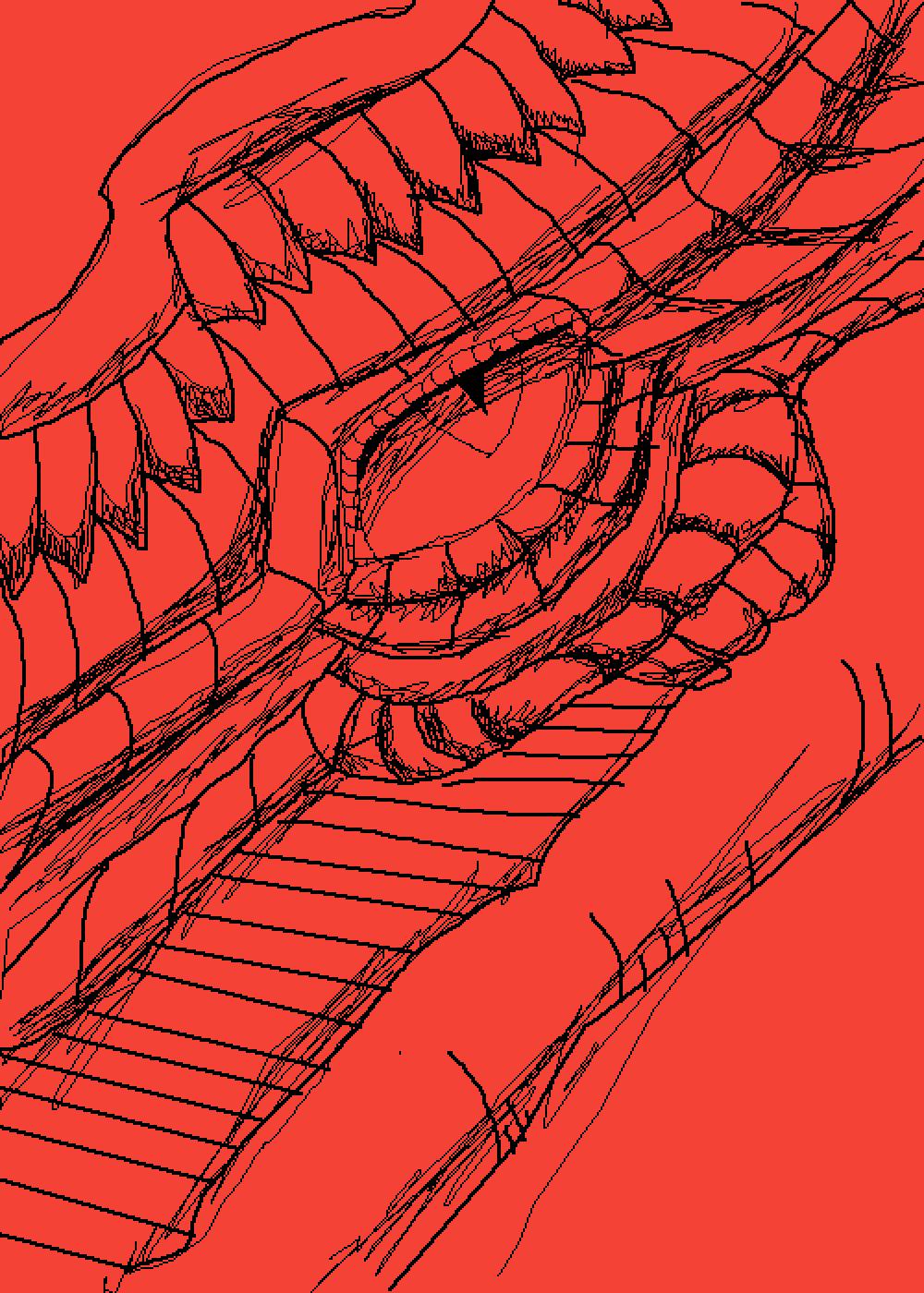 main-image-2 color dragon  by ColorBlitz98