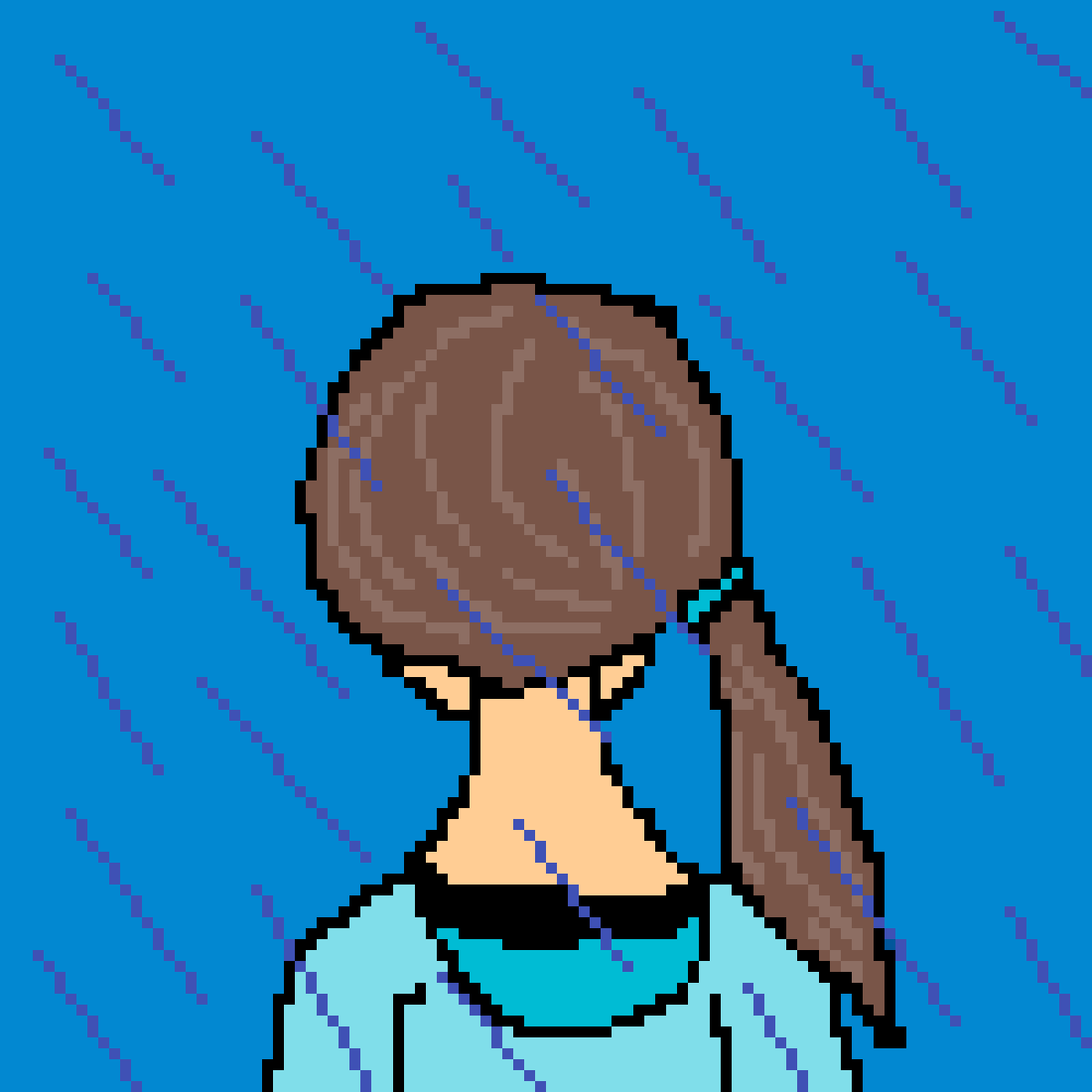 Those rainy spring mornings by Avacodoiscool