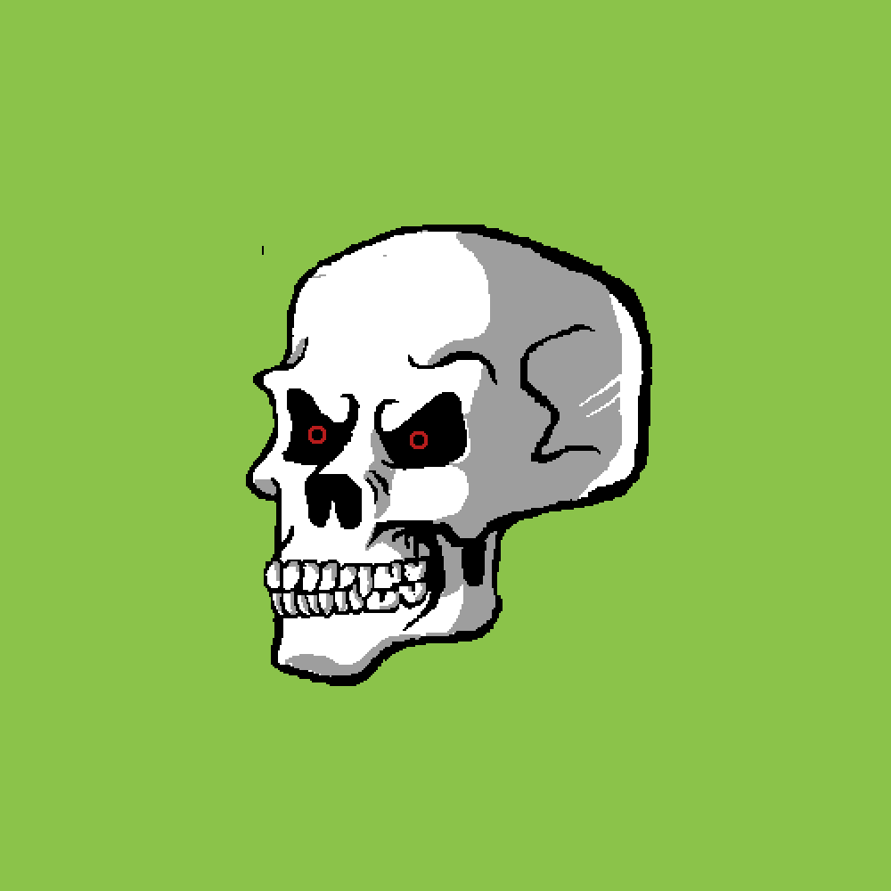 THE SKULL by NickeLLink
