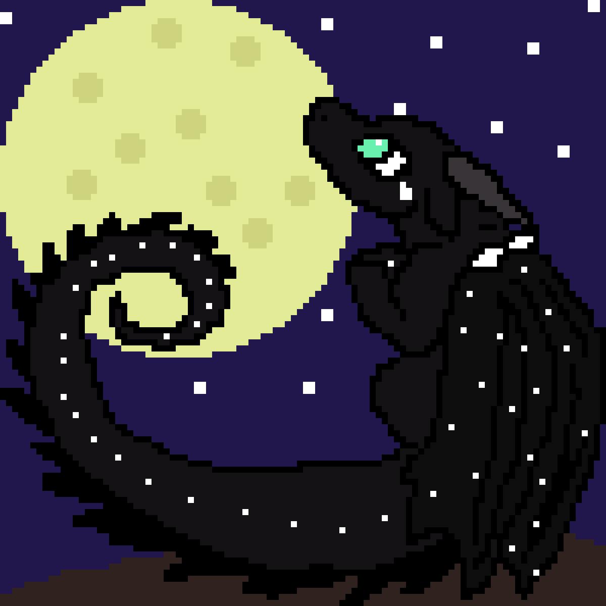 Moonwatcher by Uzzi11