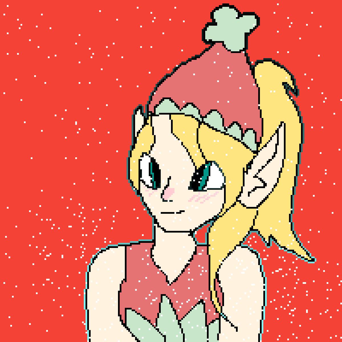 main-image-Elf  by AngelGlitch