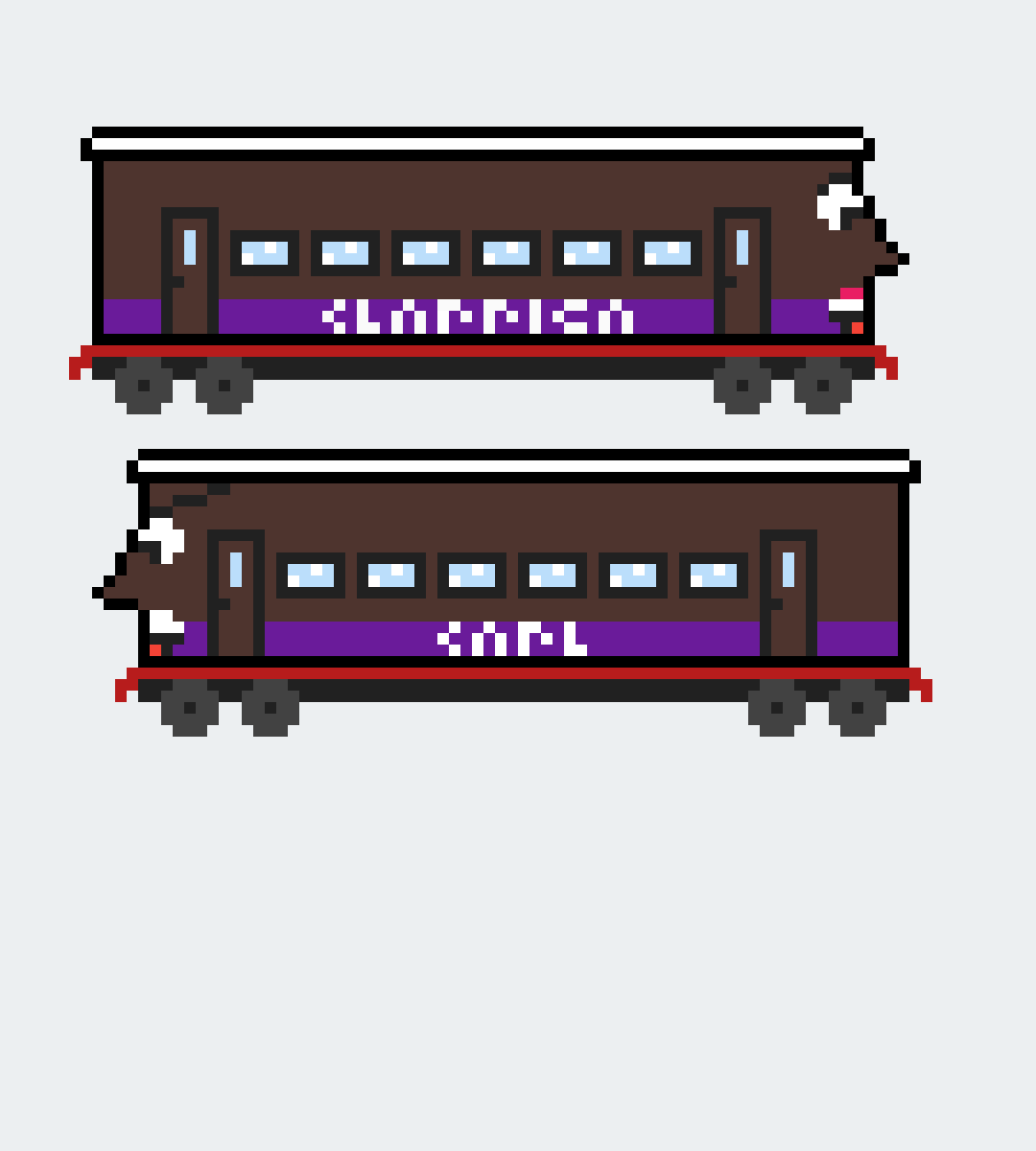 OC Coaches by The-Train-Lover