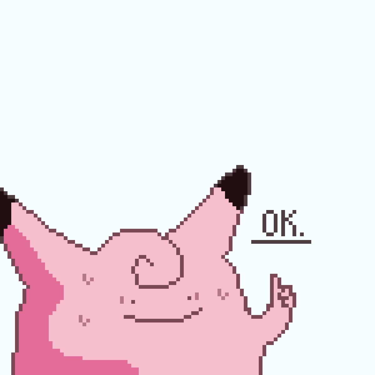 OK by PixelBird