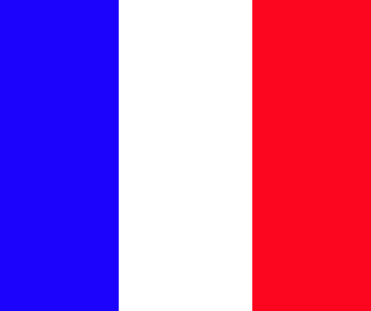 french flag by cool2000