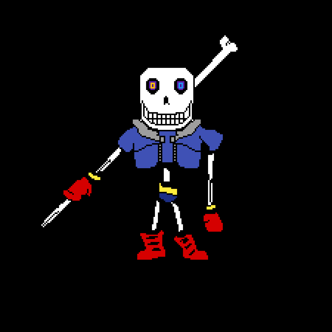 Dustbelief Papyrus by Grage