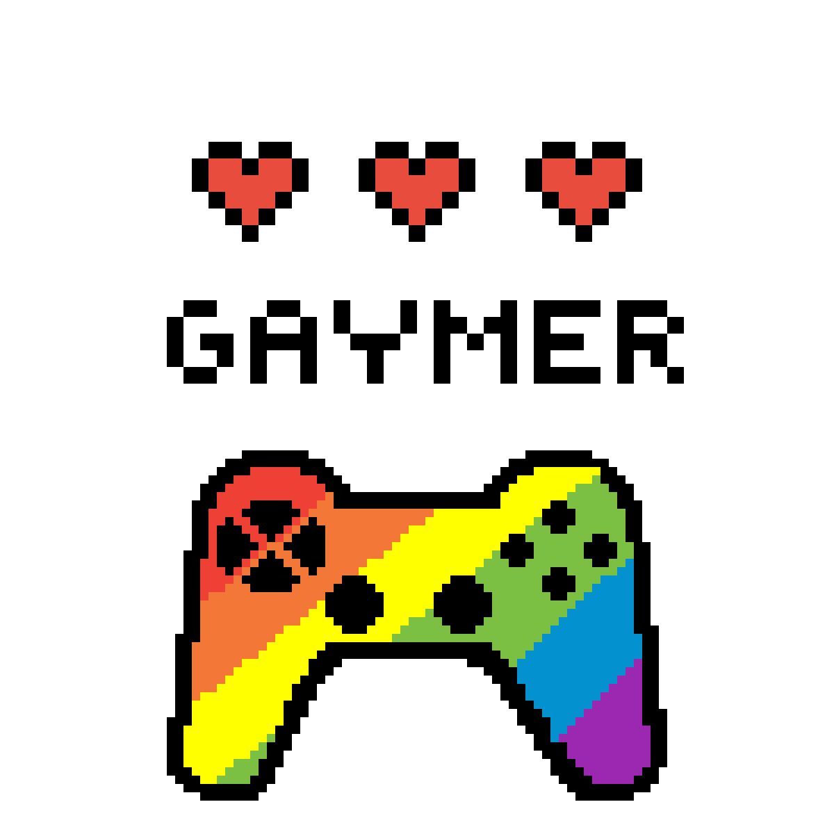 Gaymer Life by WasabiCat