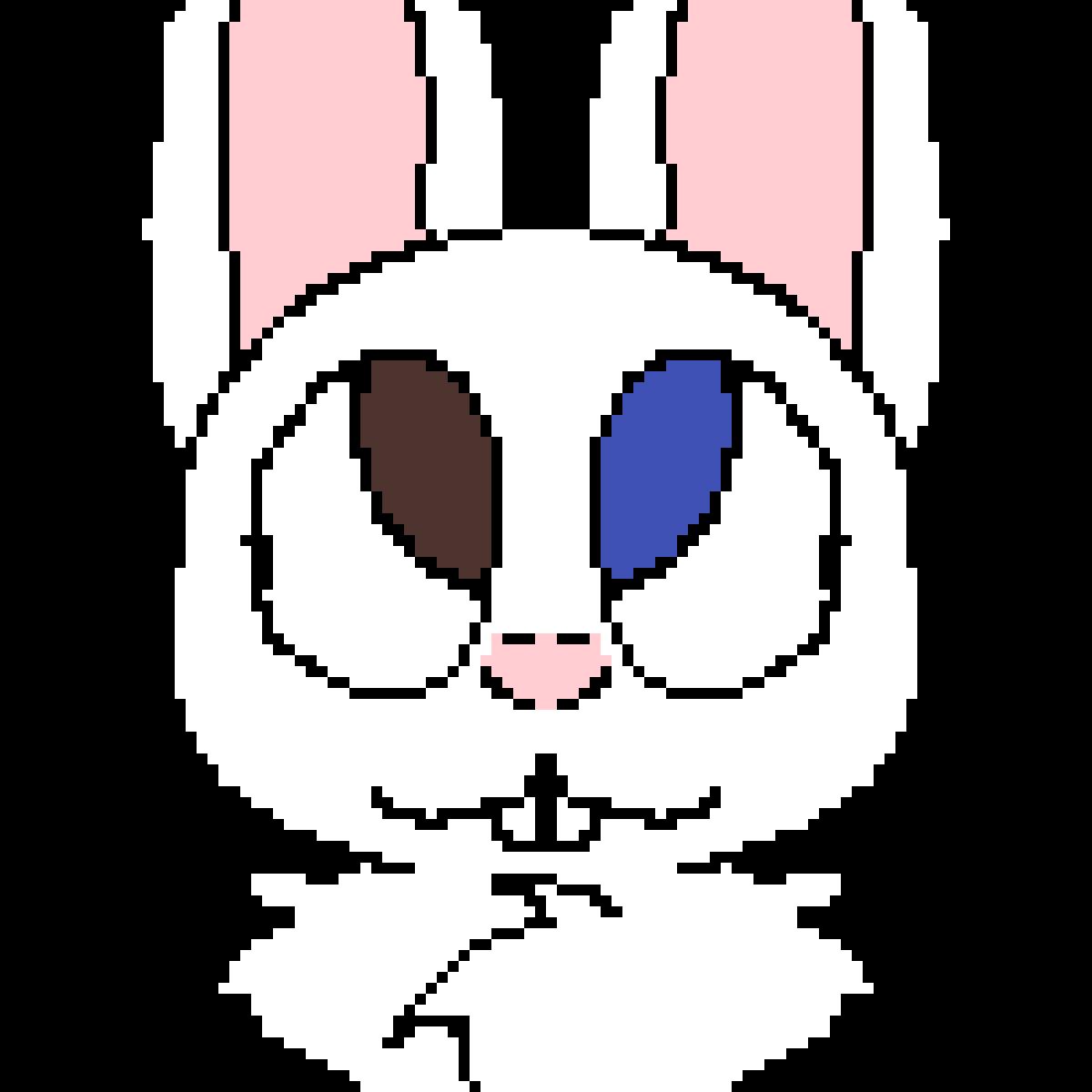 bunny rabbit base by furpaw