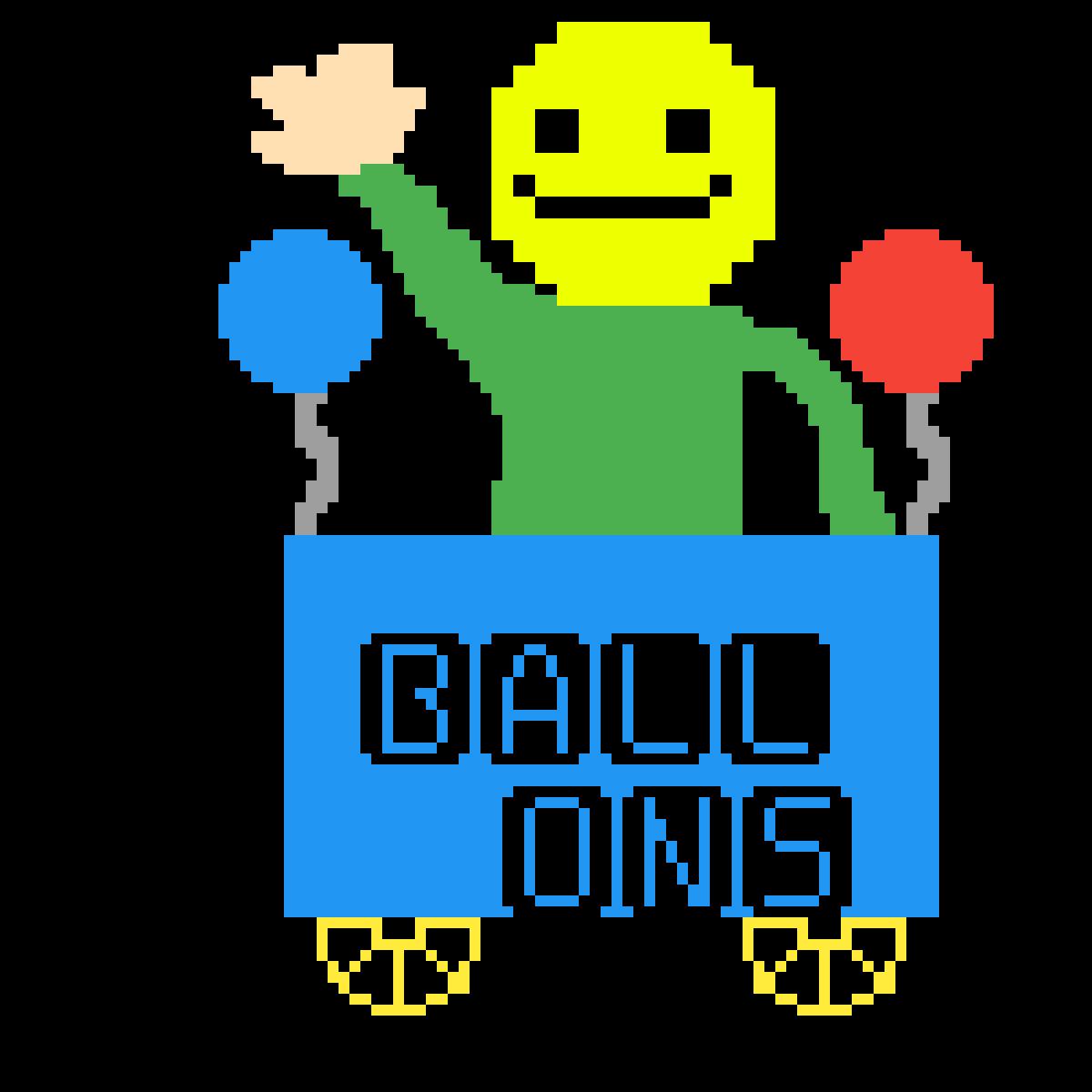 balloon by Jrayke