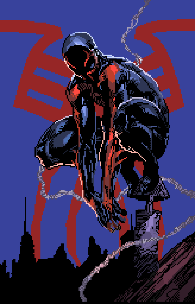 Spider-man 2099 by Impulse