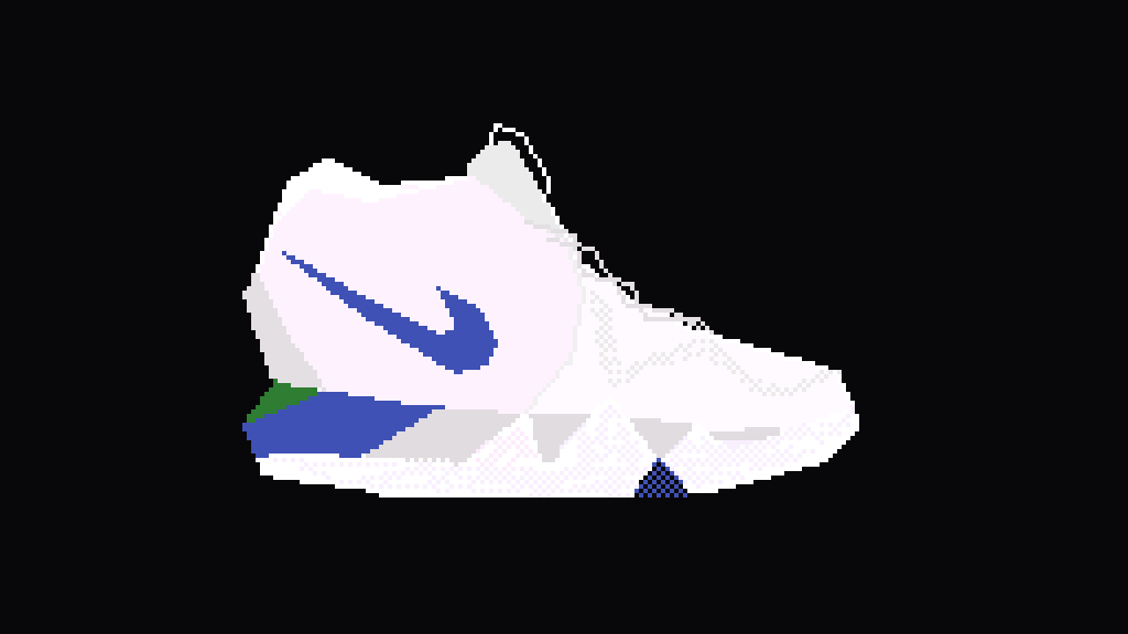 new styles fa03a a252a Pixilart - Nike Kyrie 4 Seattle Seahawks.pixil by Anonymous